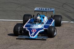 Ligier JS17